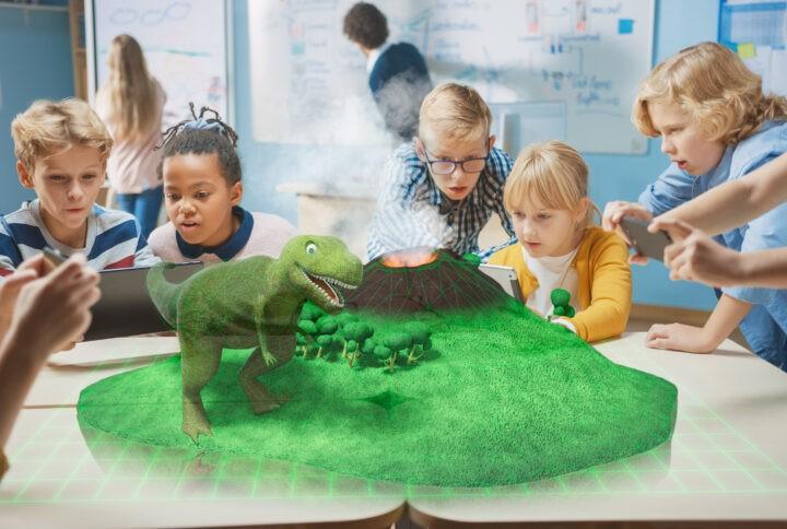 Augmented Reality im schulischen Bildungsbereich